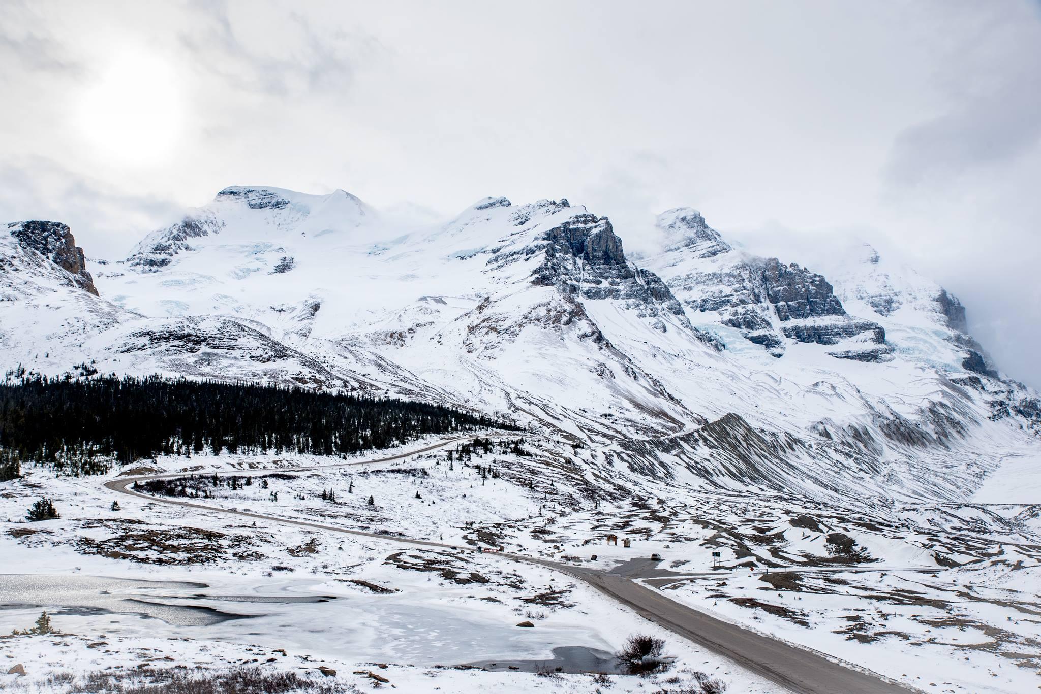 Icefields Parkway, Alberta