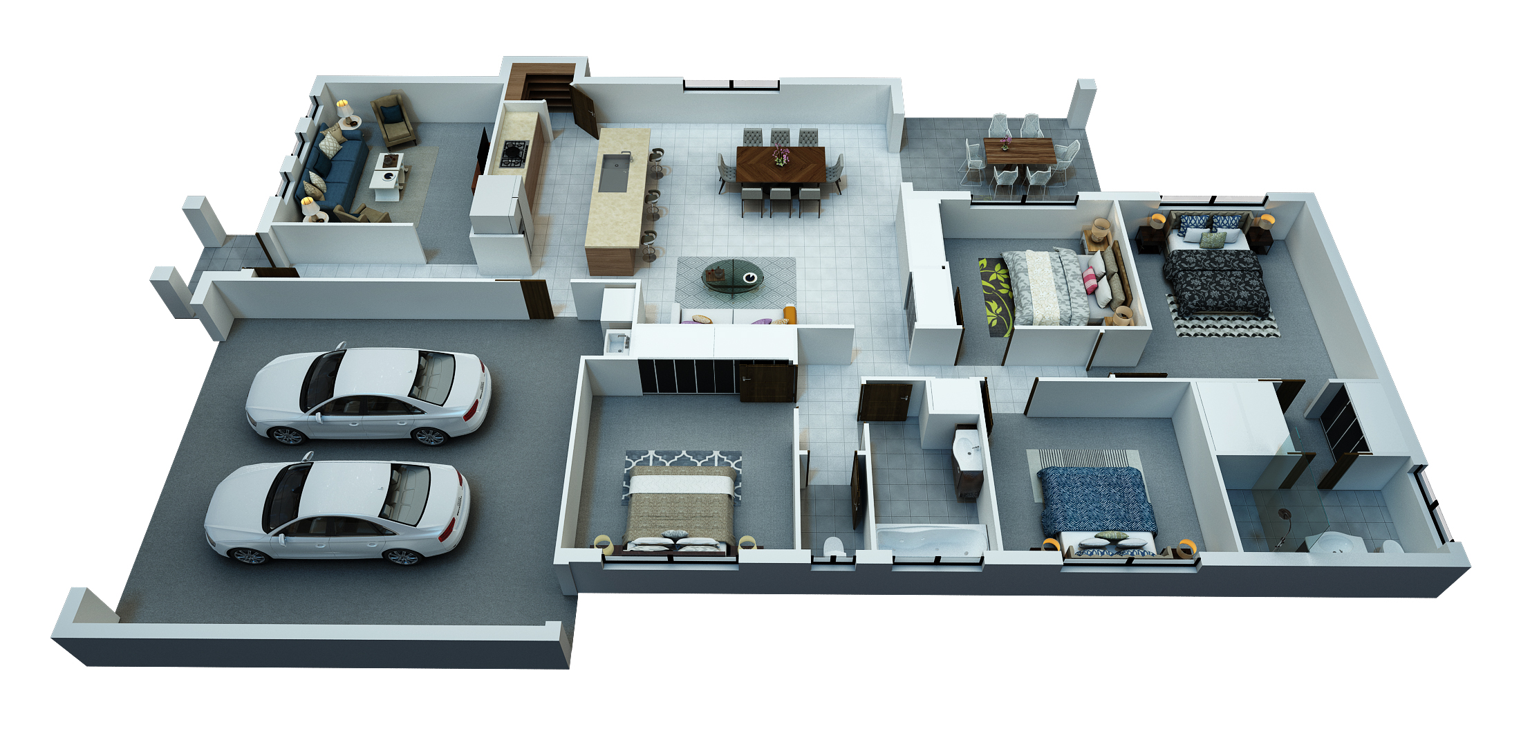 The Overview Plan Of Our Emma Design.