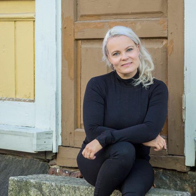Eva Soininen työnohjaaja