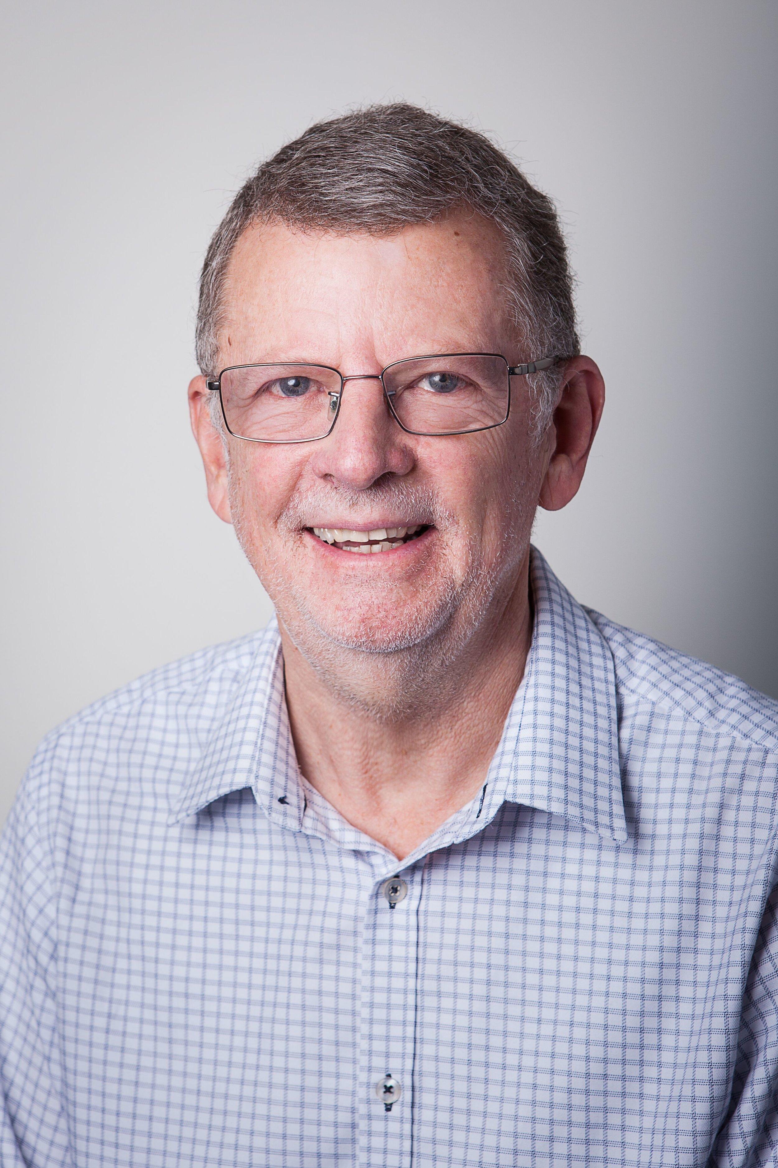 Emeritus Professor David StJohn   Chief Investigator   The University of Queensland