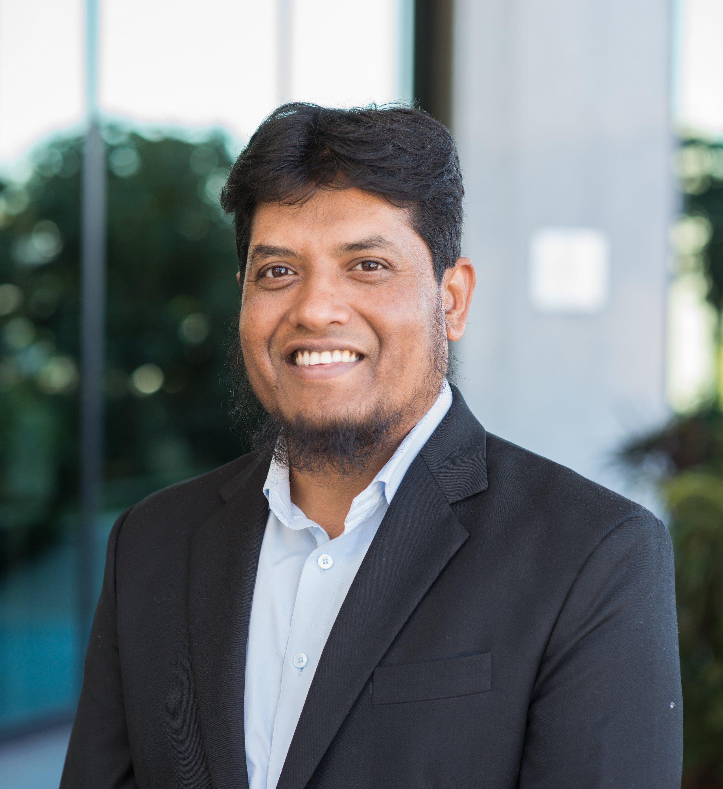Dr Mohammed Ahsan   R & D Engineer   Cook Medical Australia