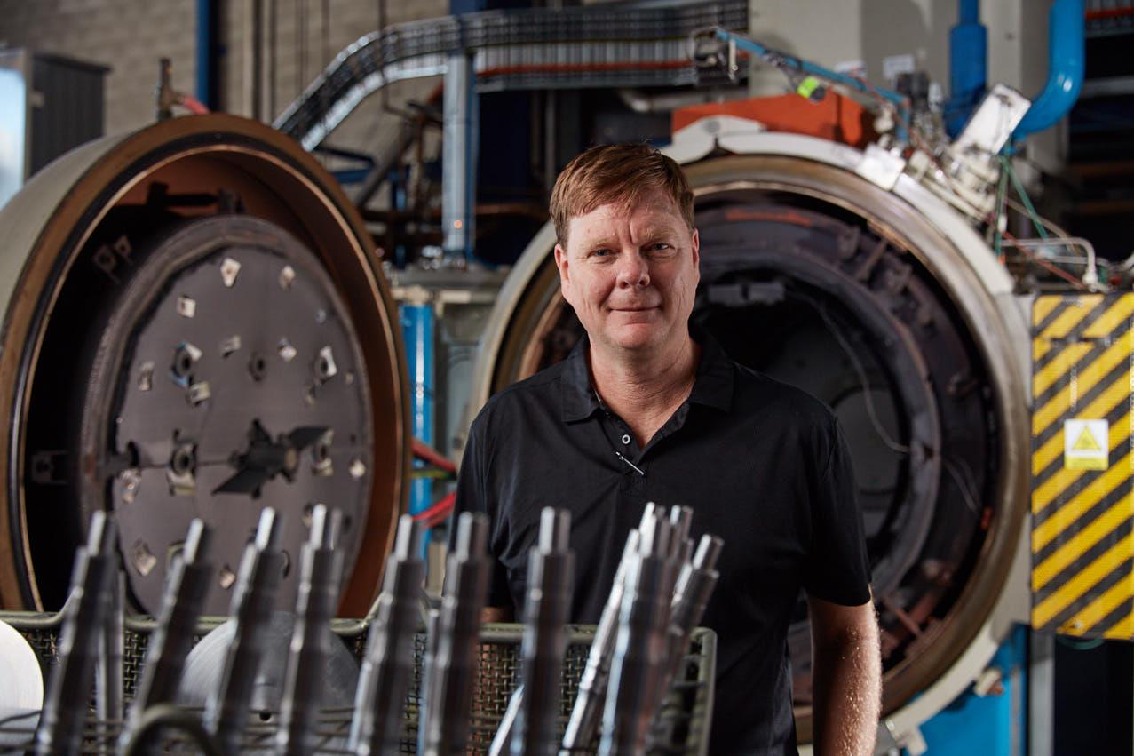 Mr Norm Tucker   Partner Investigator   Heat Treatment Australia