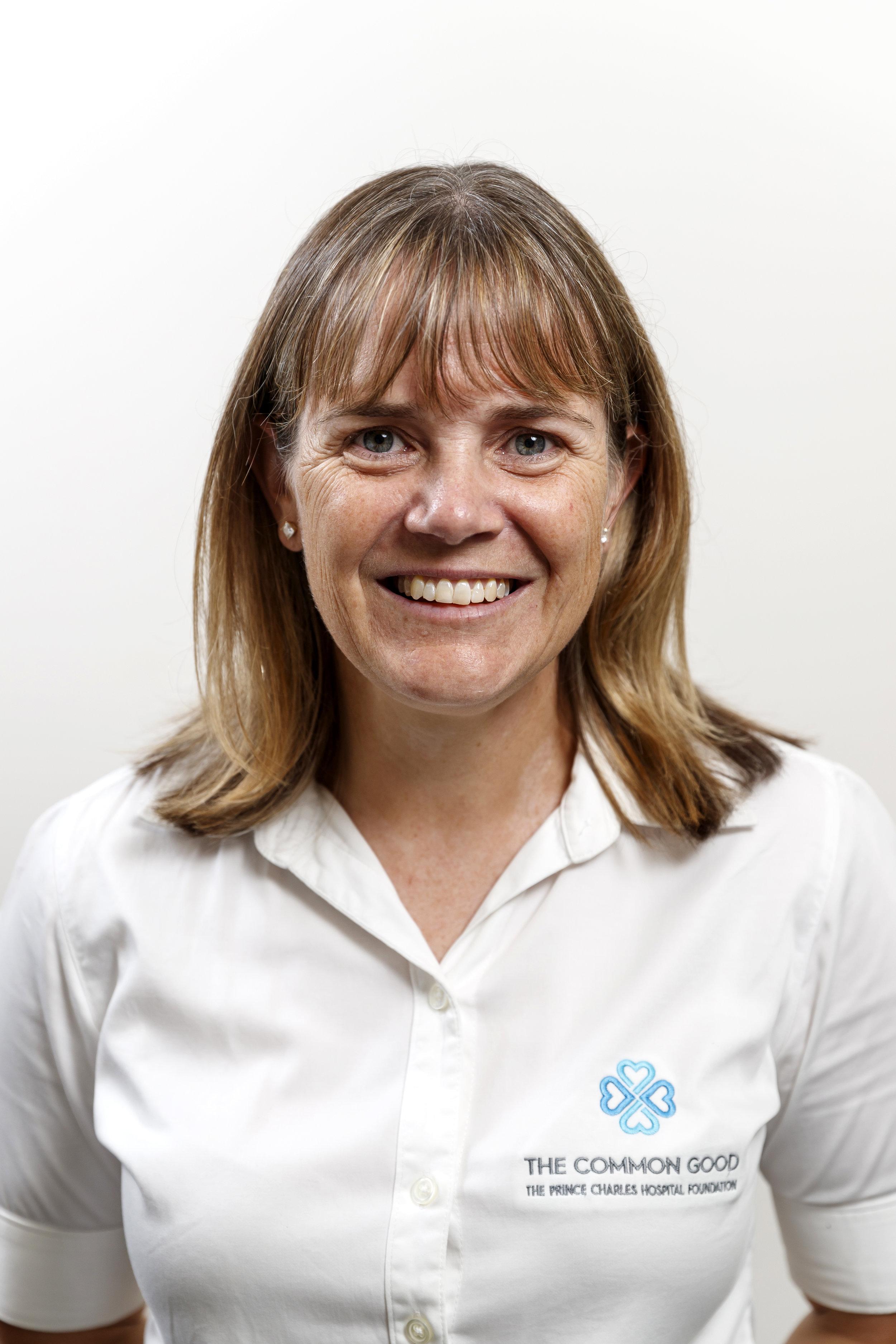 Dr Stephanie Yerkovich   Partner Investigator    The Prince Charles Hospital Foundation