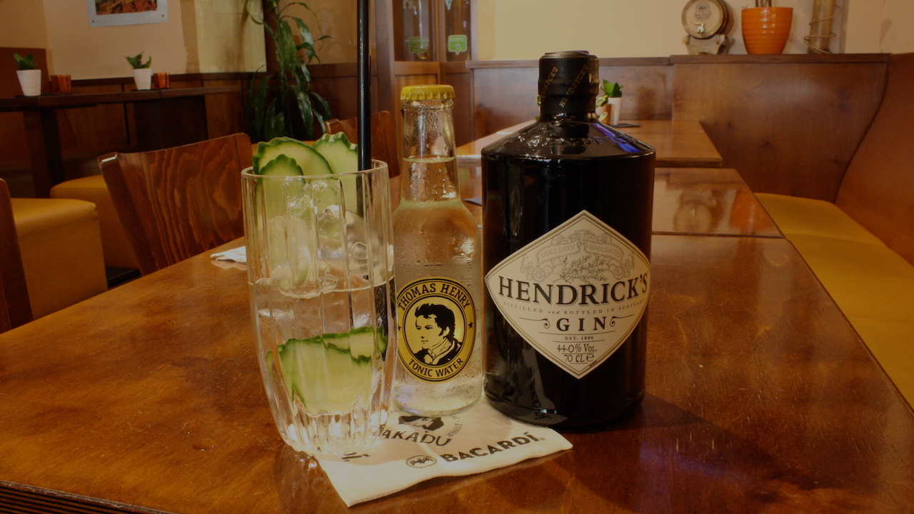 Hendricks Gin, Thomas Henry.JPG
