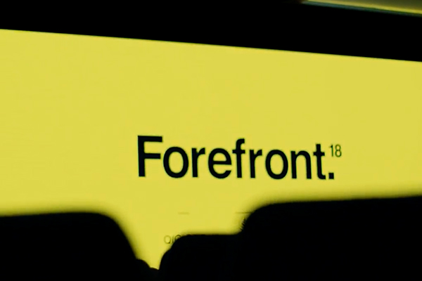 FOREFRONT - see more