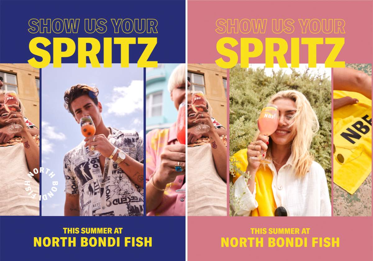 SHOW US YOUR SPRITZ - see more