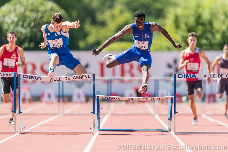 Schweizermeisterschaften, Genf