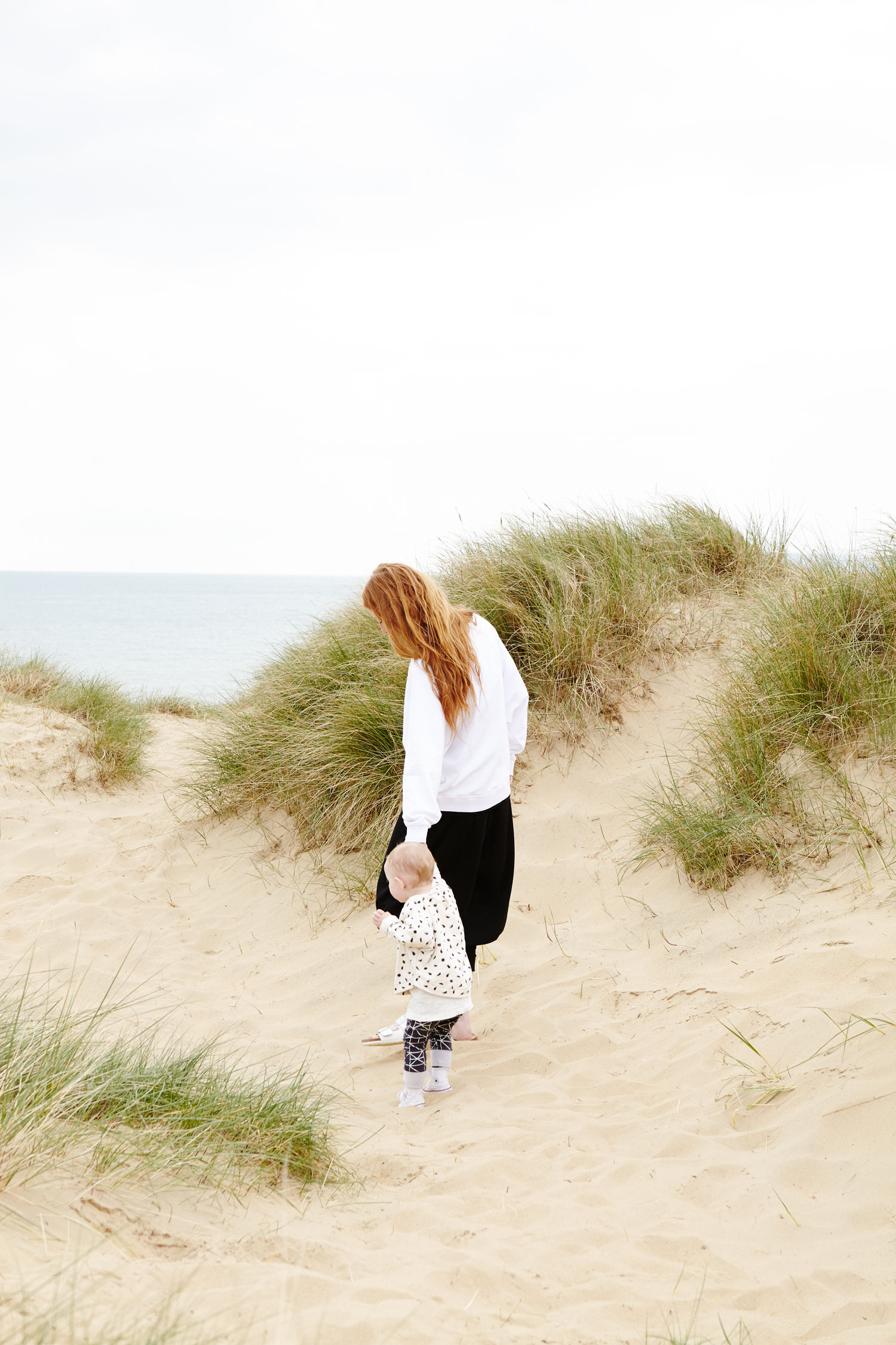 CamberSands_beach_mother_daughter.jpg