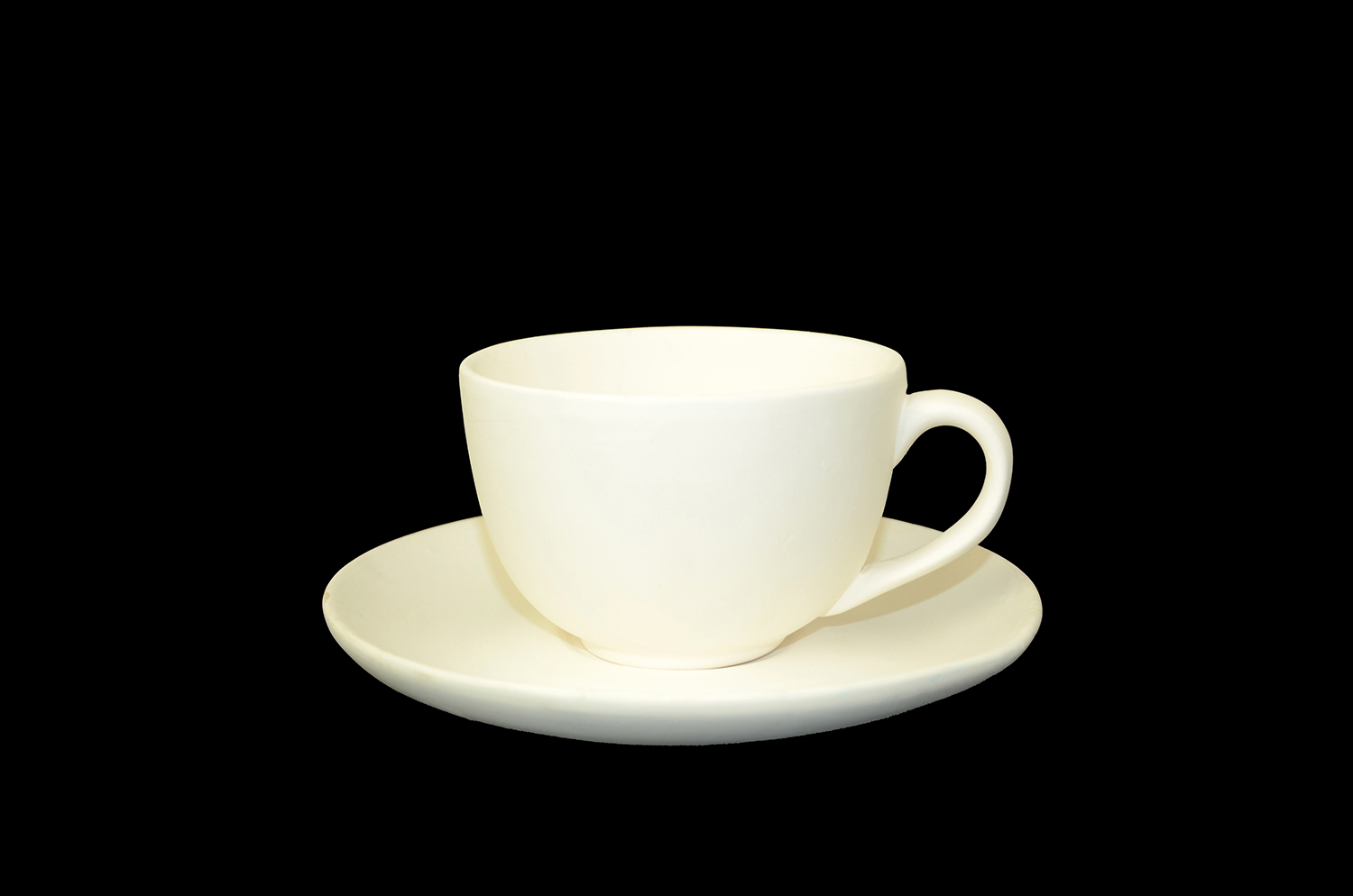 CUPPACCINO CUP & SAUCER