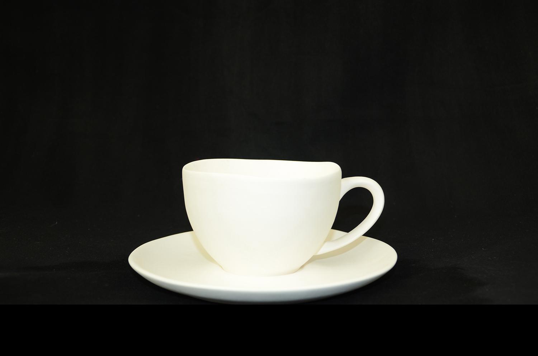 IKEKELE COFFEE CUP & SAUCER