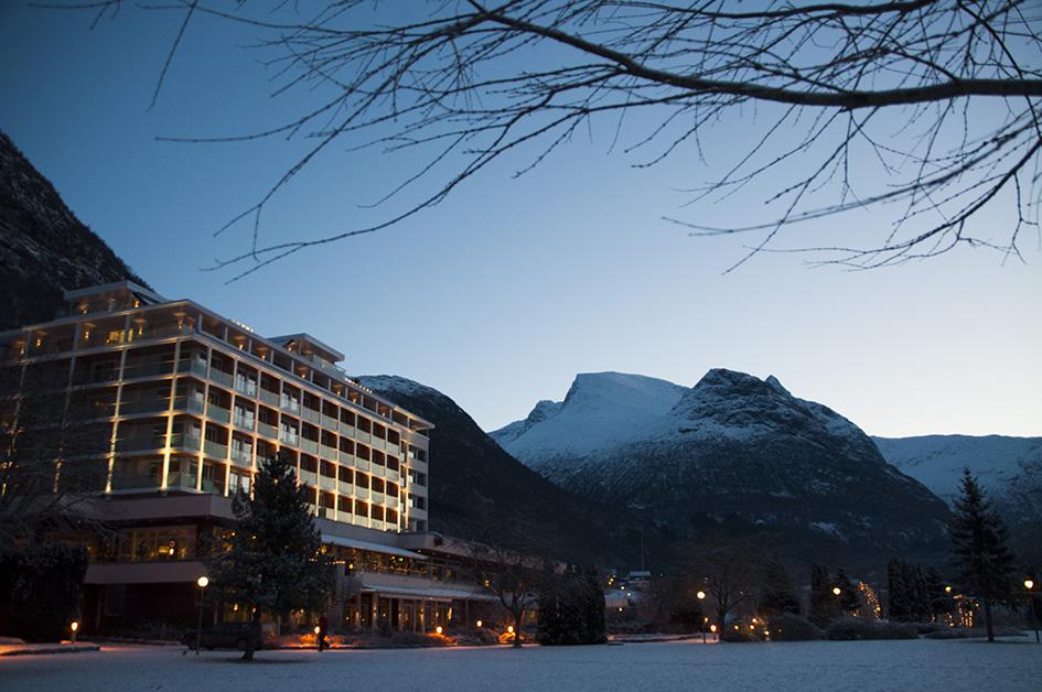 Winter package - 2 nights in Hotel Alexandra & tickets Loen Skylift