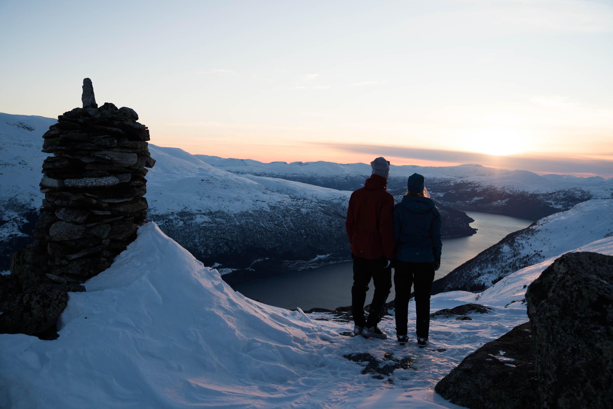 Winter Walking -