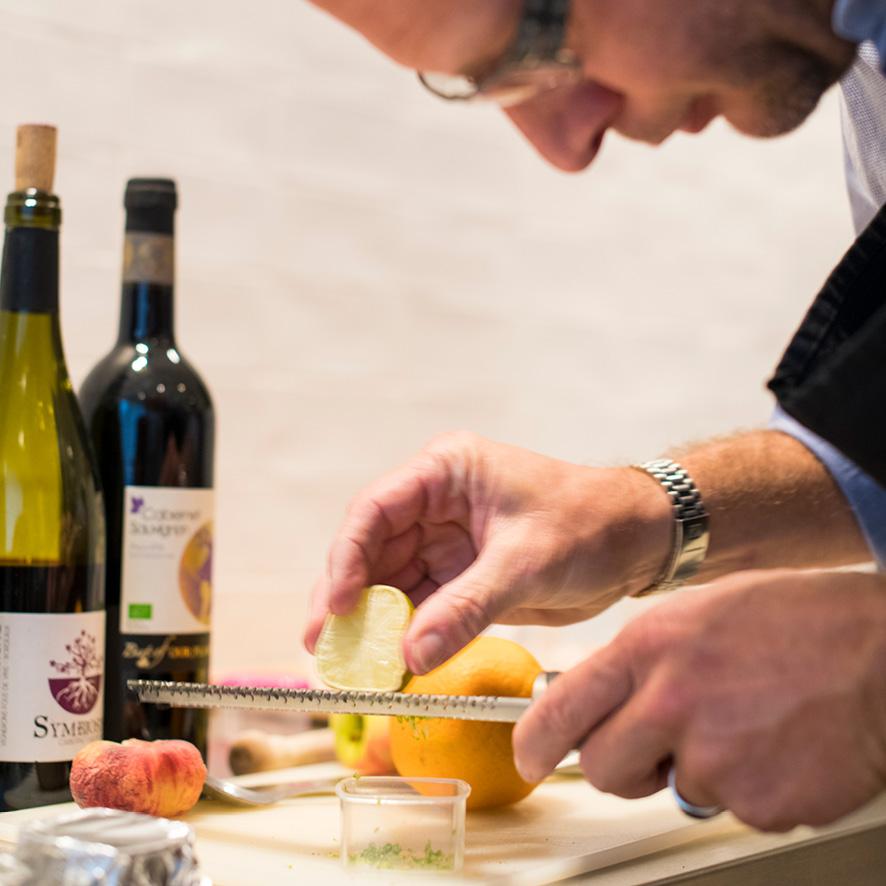 Horeca consultancy - Een op maat gemaakt wijnassortiment adviseren, vanuit de eigen horeca ervaring, in lijn met de visie en doelgroep van de zaak.