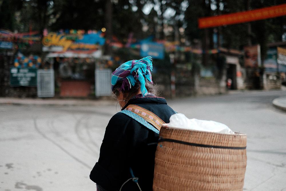 STREET PEOPLE — HANOI / VNM - — PICTURE