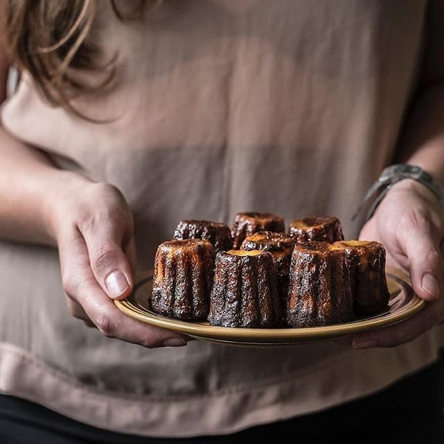 Come at me, Canelé.👌👌👌 #freshAF . . . . . We are the only team in town that make these babies. We love that people line up waiting for our deliveres at 7am. It makes what we love to do worthwhile! It did take over a year for our Chef Travis to perfect the recipe from Bordeaux, France. Its VERY closely guarded. 👀 #kitchenlife #handmade #supportlocal #winter #artisan #foodporn #seasonal #smallbusiness #CBR #canberraweddings #canberralife #canberraevents #canberra #wedding