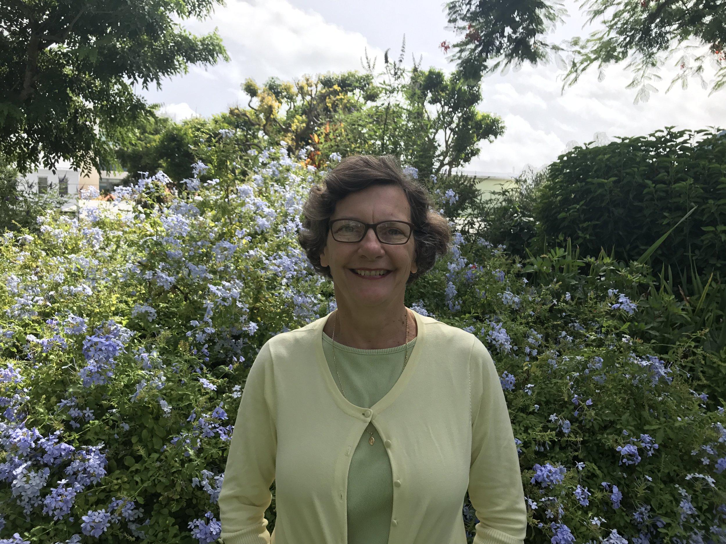 Mary Jo Farrow, RN