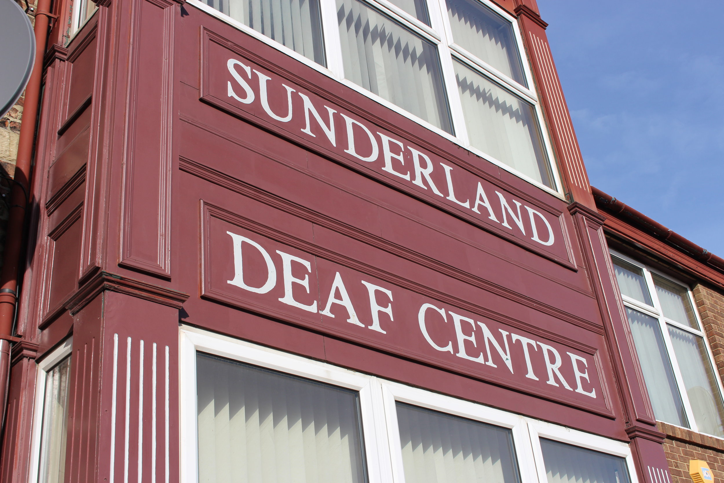 Our Newest Home! - Opened on the 1st of October 2018, our Sunderland office has it's finger on the pulse. Working out of Sunderland Deaf Centre, this new branch is the hub for Total Communication Nationwide and where all national operations will be run from.
