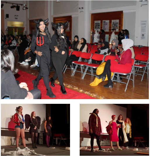 Dec 20 2018 - Check out the Sixth Form Experience to find out what's been going on this term. The Halloween fashion show, meeting Sadiq Khan, a trip to Iceland and much more. Join in the fun! Application deadline for CGA students is 25 Jan & external students is 25 Feb.