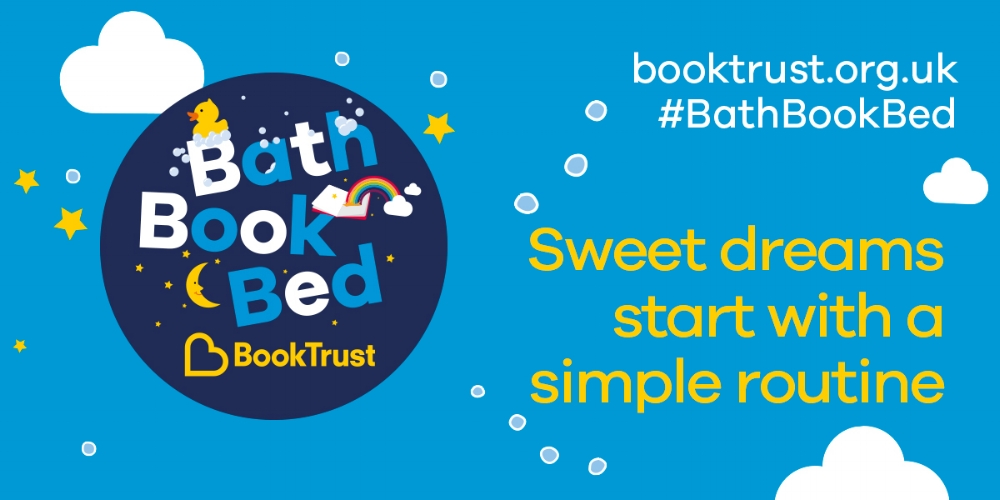 BookTrust - Bath, Book, Bed Campaign 2018