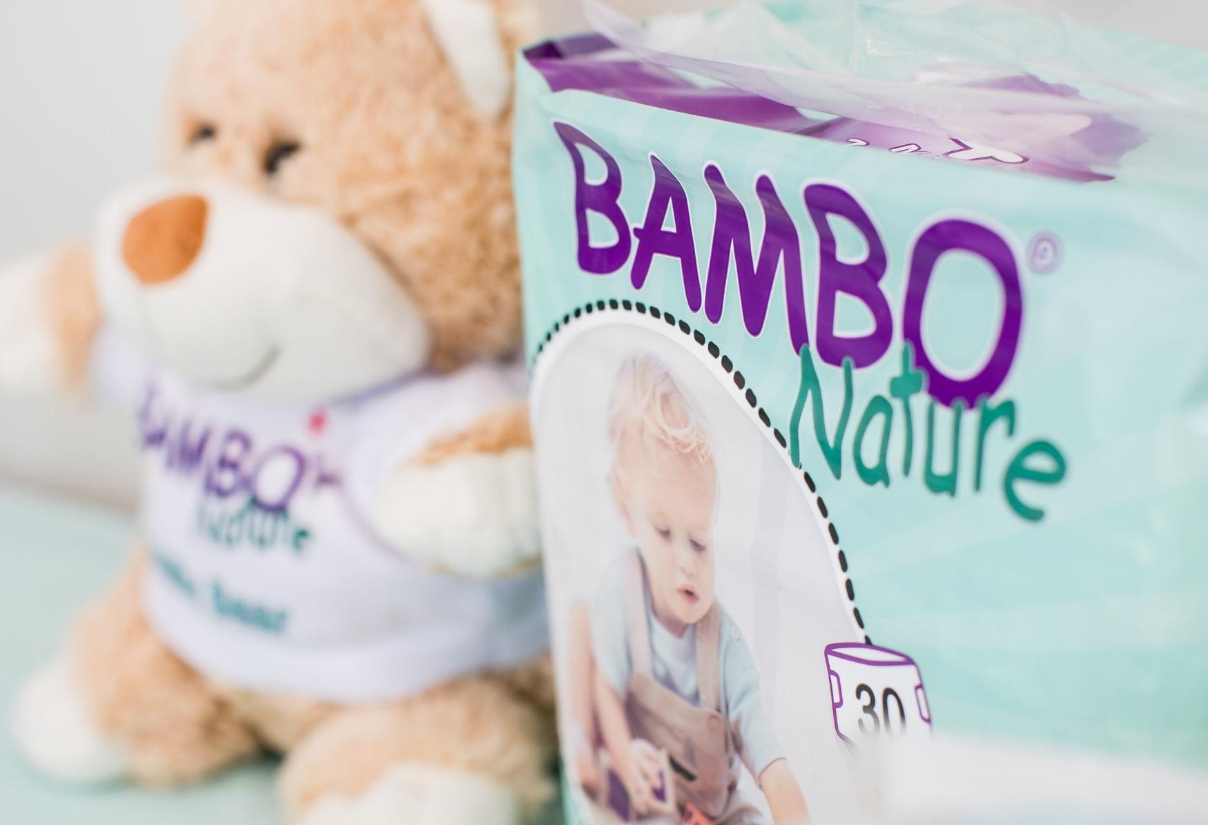 Bambo Nature - New Eco Nappy Launch