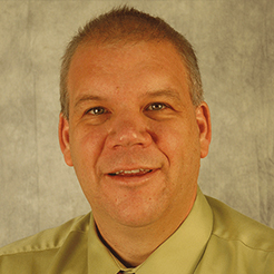 Gregory Goll , Clinical Engineering Supervisor, McLaren Macomb