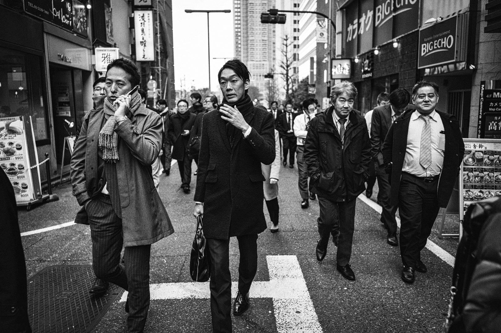 NIshi-Shinjuku, Tokyo