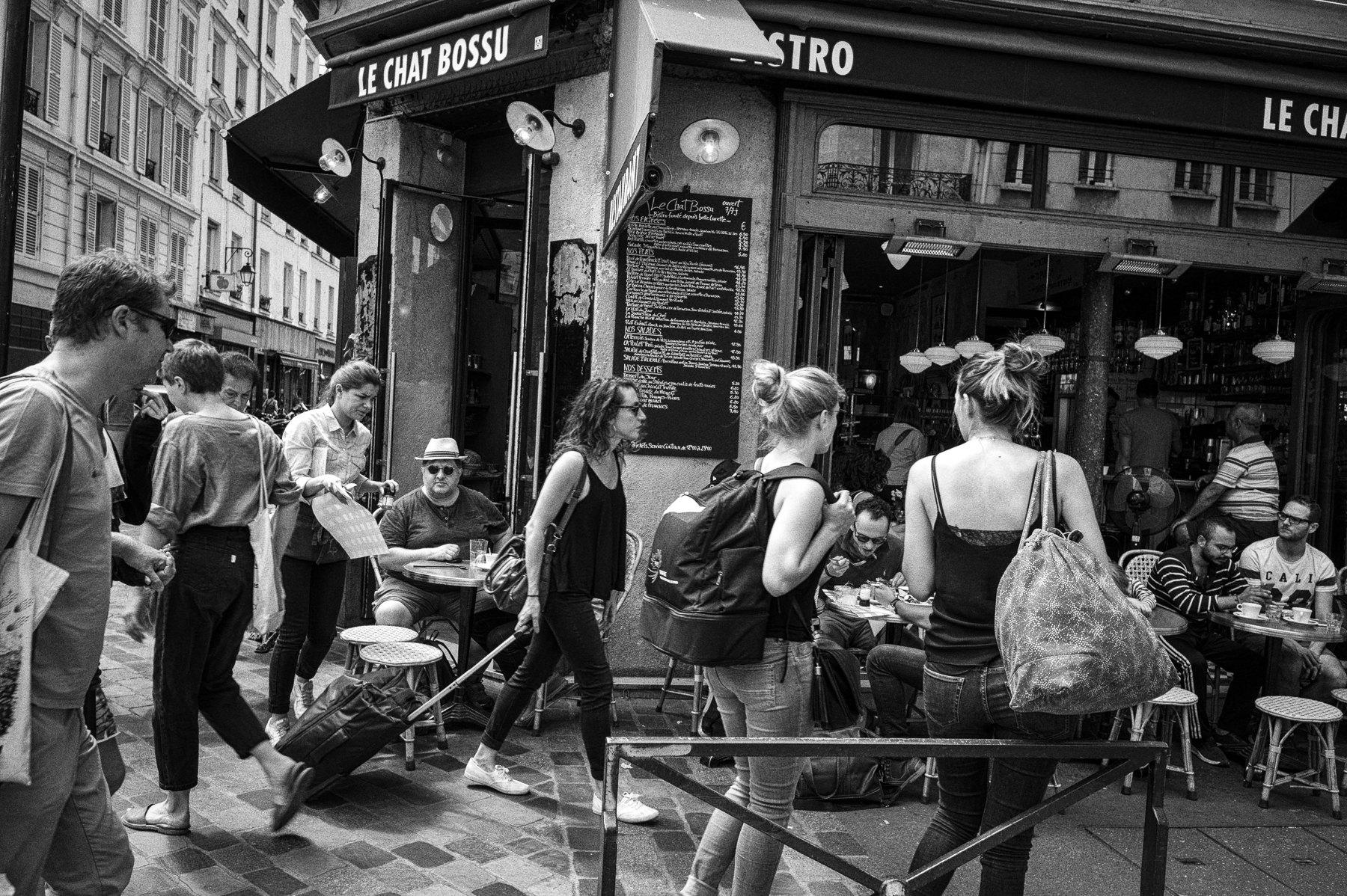 Rue du Faubourg Saint-Antoine, Paris XII