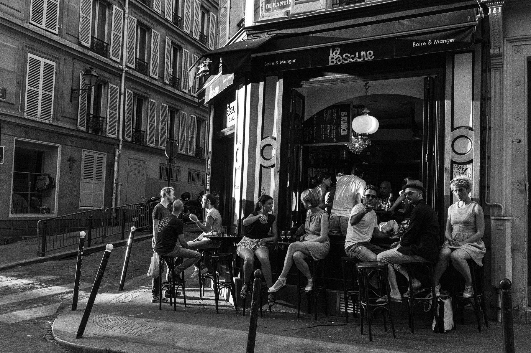 Rue Durantin, Paris XVIII