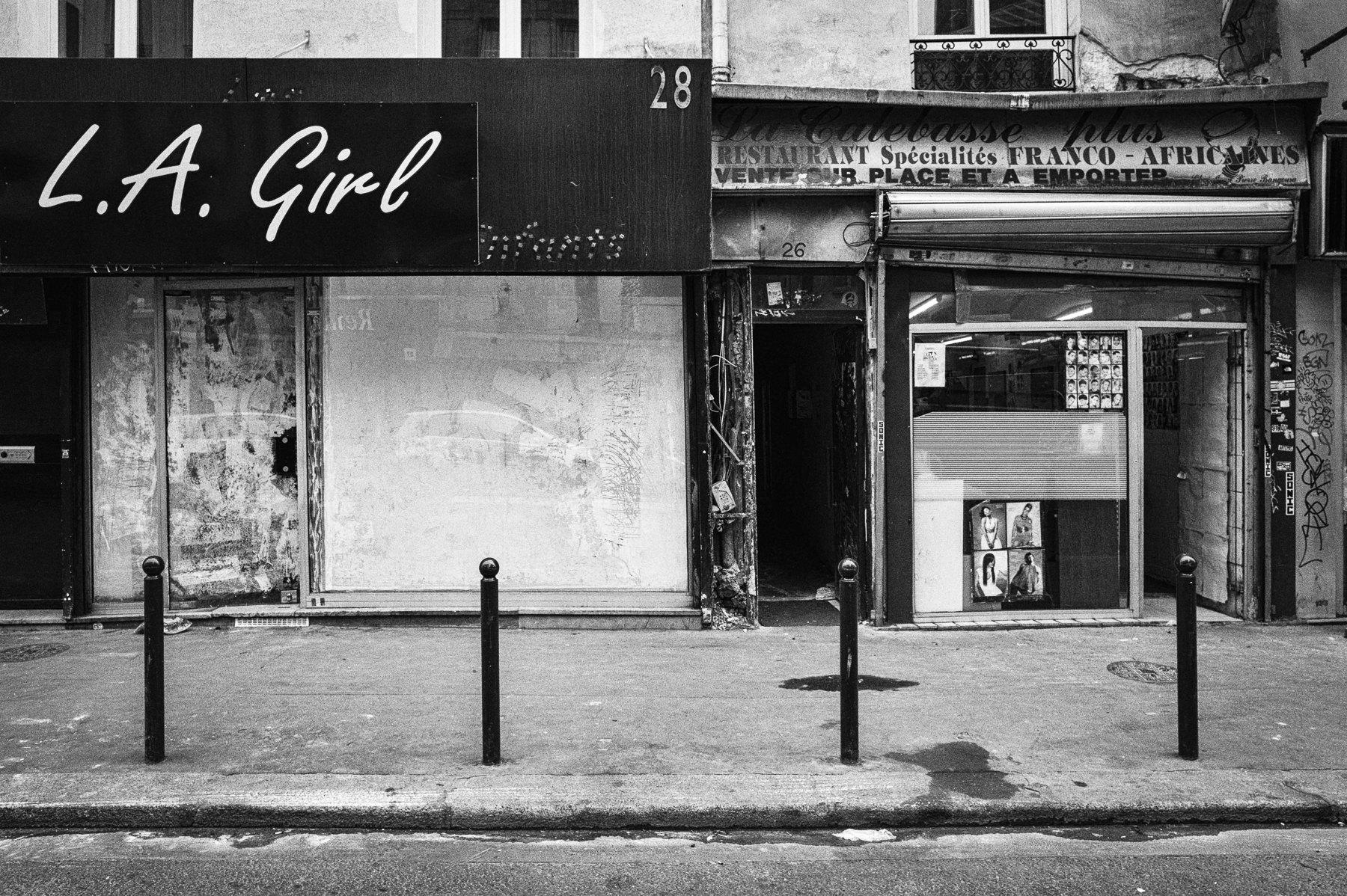 Rue du Faubourg Saint-Martin, Paris X
