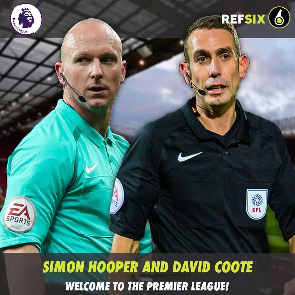 Both Simon Hooper and David Coote who got promoted to the Select Group 1 before the 2018/19 season are yet to issue a red card in the Premier League.