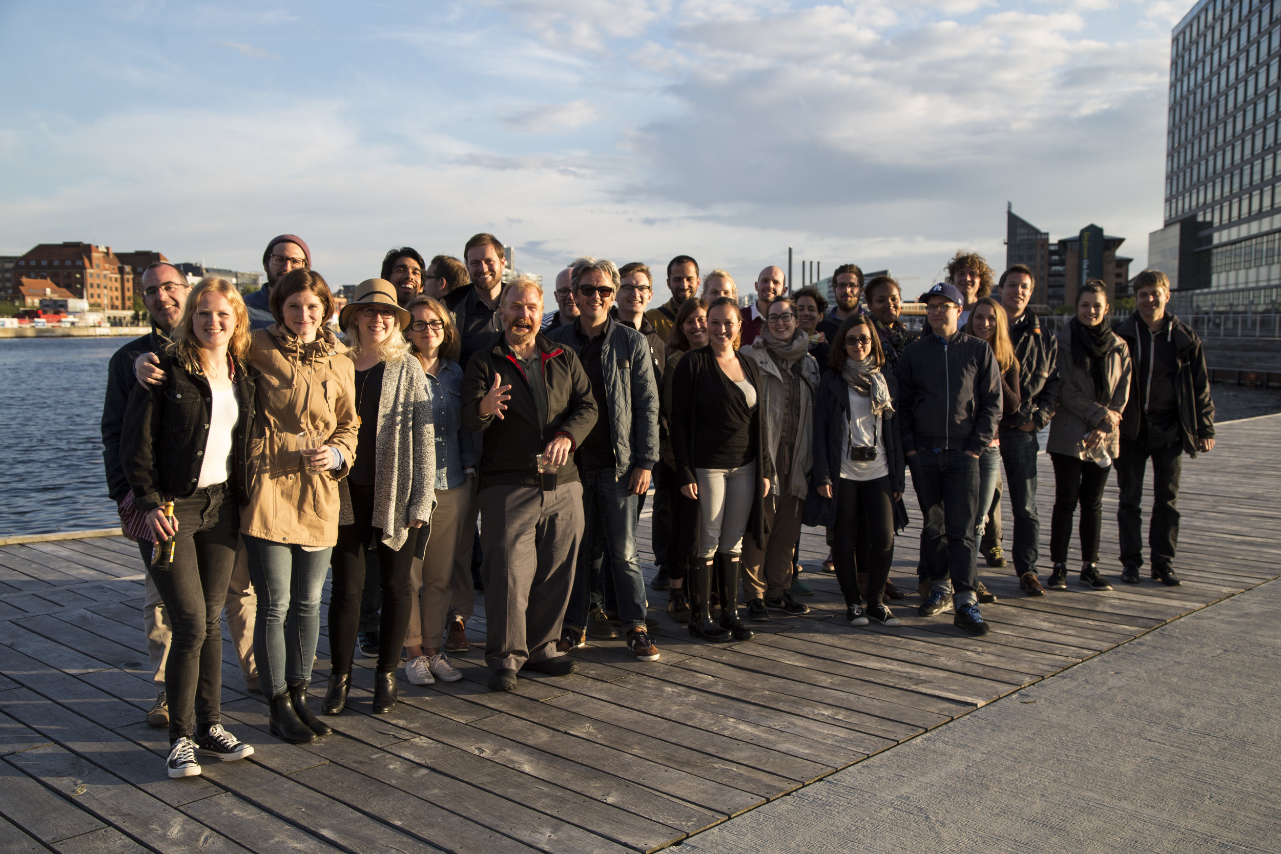 The participants - / / rethinking bicycle and pedestrian planning