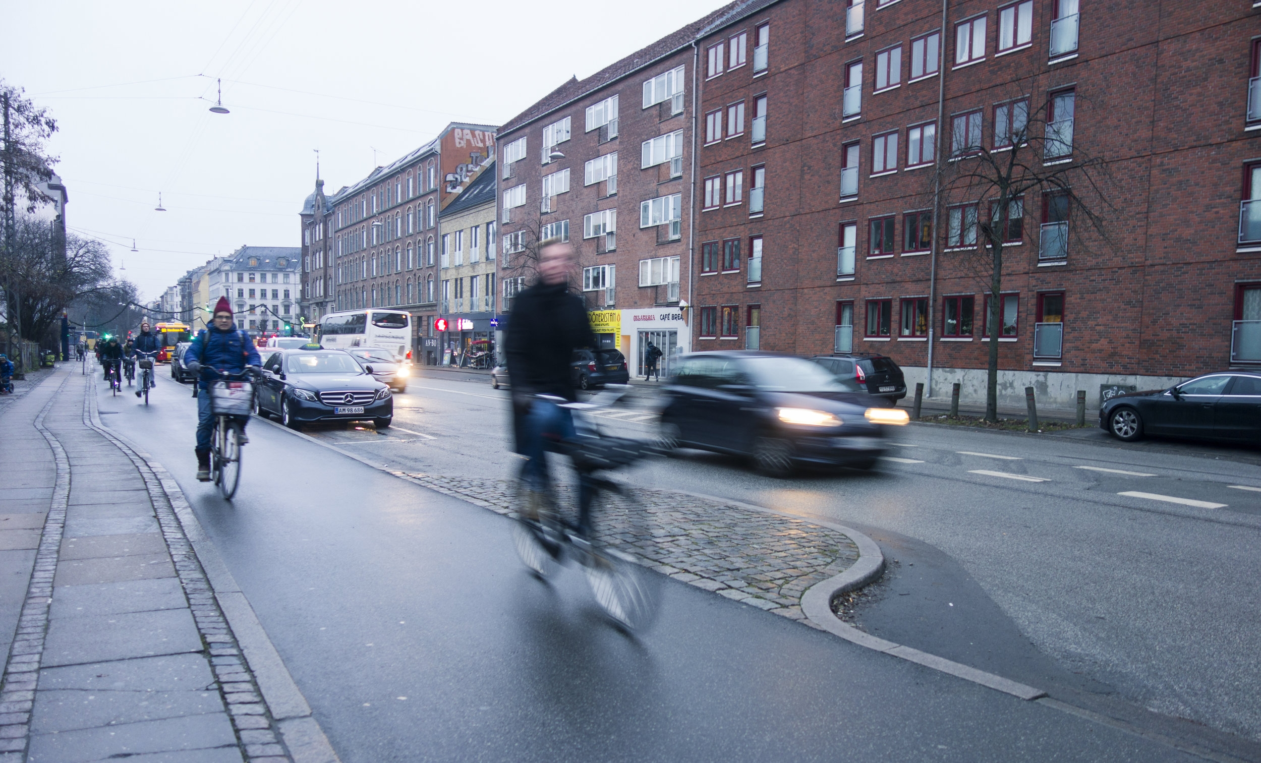 Communicating Change - The importance of talking about bicycles as an everyday mode of transportation rather than a subculture.