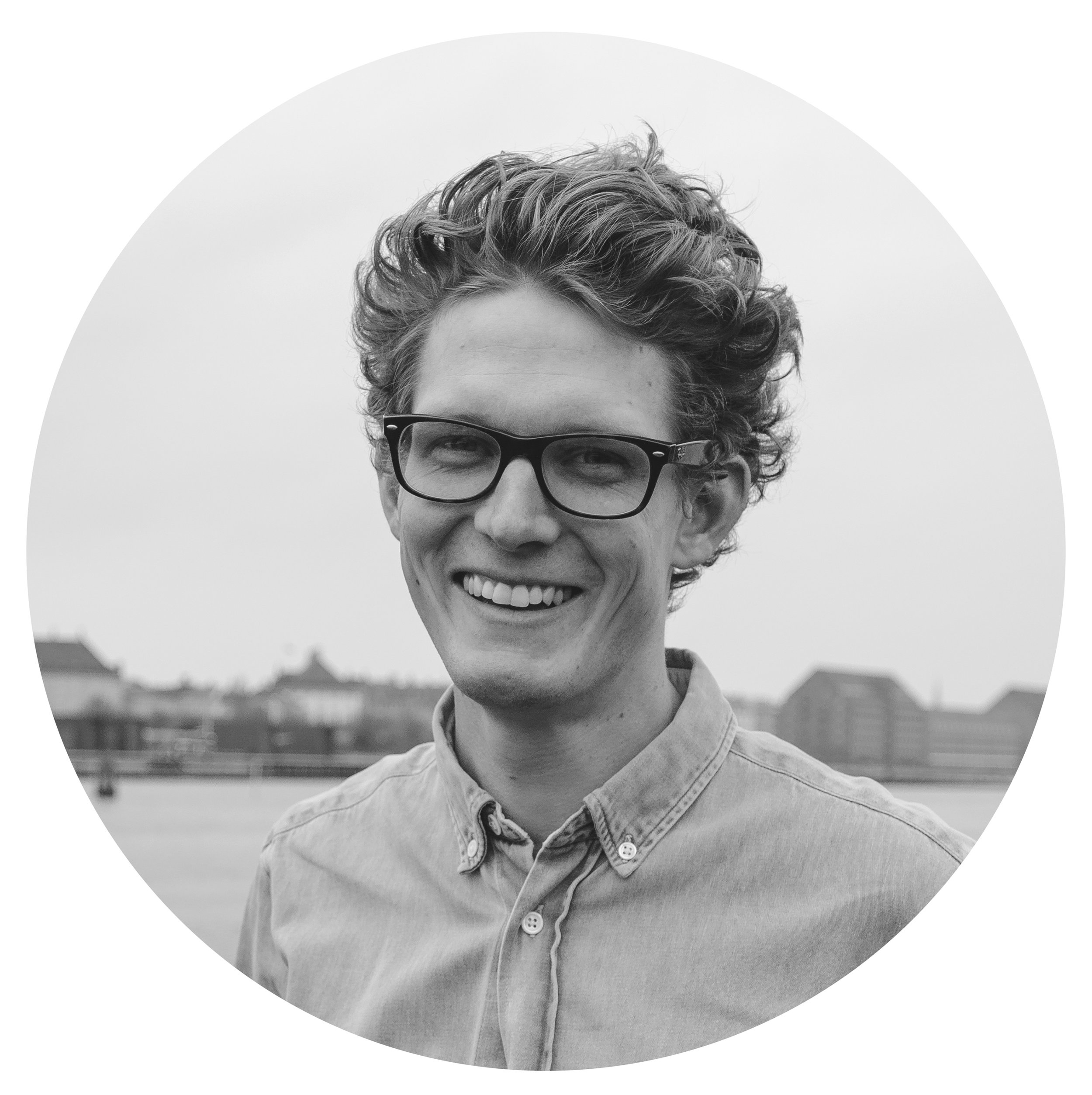 James Thoem, Director -copenhagen - With a background in urbanism, and a Masters in Urban Planning from KTH The Royal Institute of Technology in Stockholm, James brings with him an academic and professional background to managing projects in our Copenhagen office. When he's not busy developing plans and communication strategies, he'll likely be found skateboarding in Copenhagen's world-renowned public spaces.