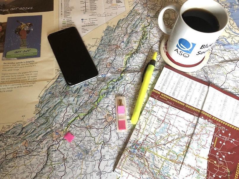 ASQ Virginia riding map ISO 9001 Kristin Case