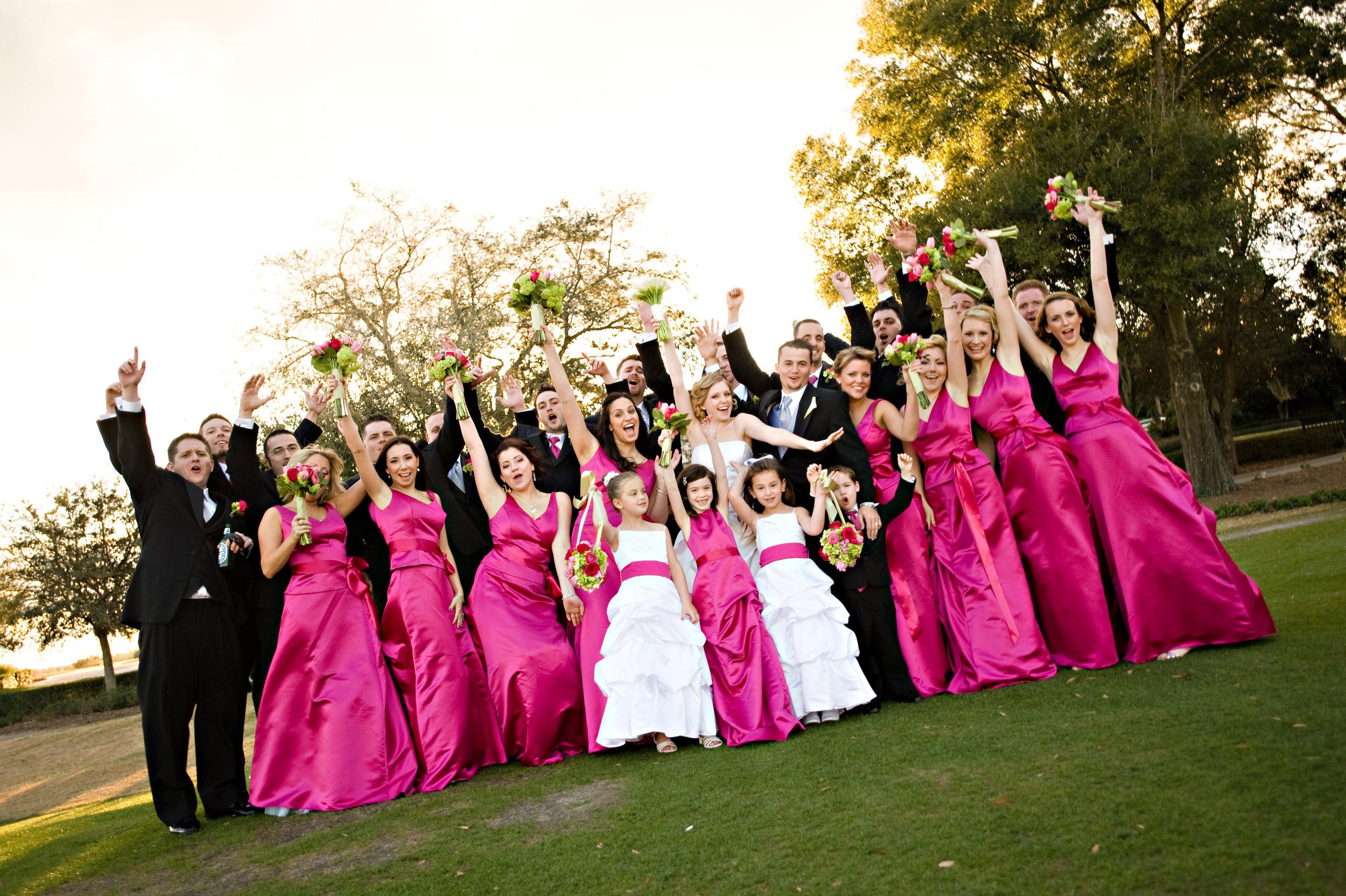 Wedding dresses - Bridesmaids Dresses