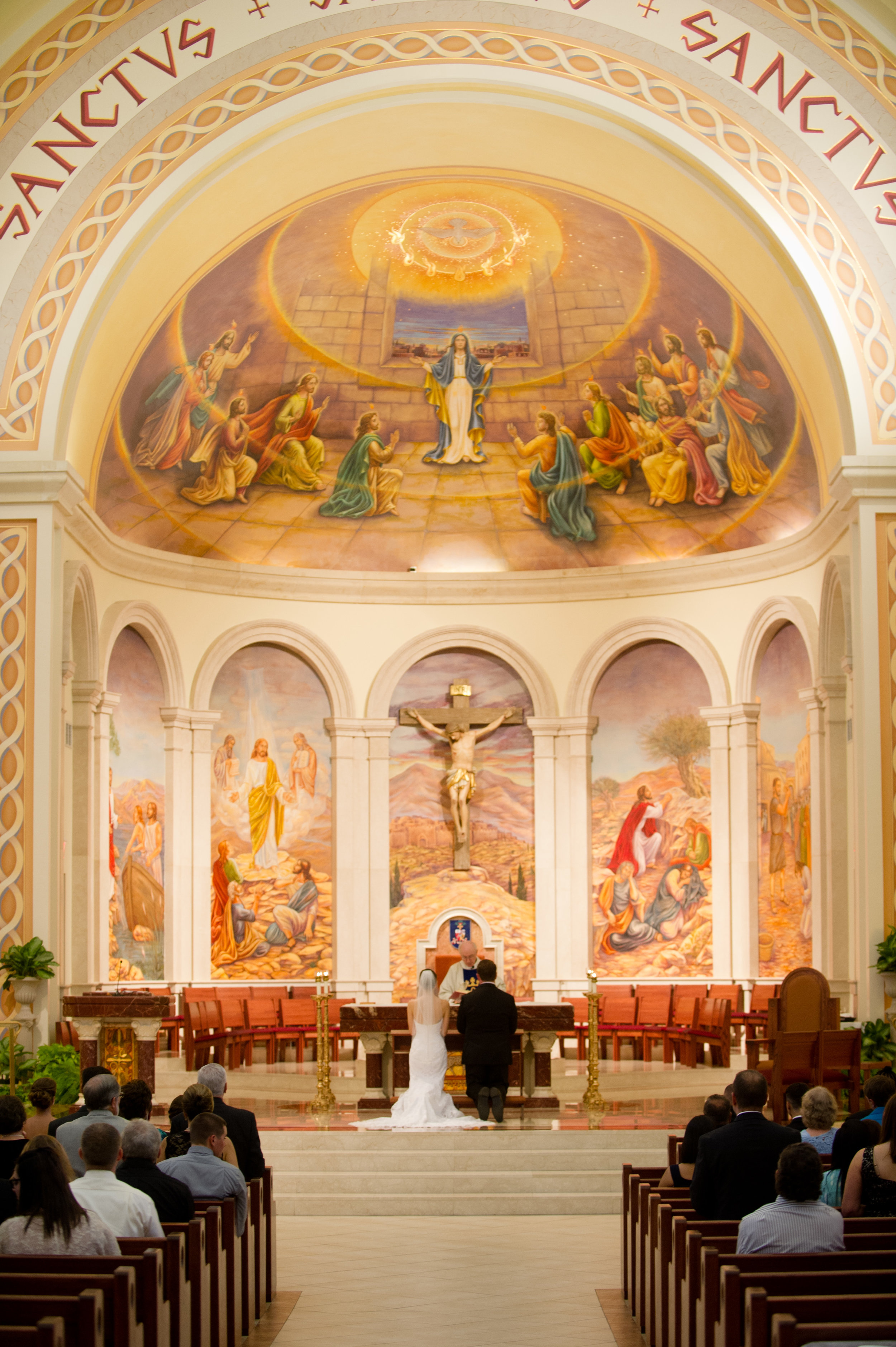 St. James Orlando Wedding Photographer