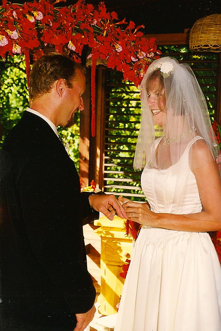 Jen and I,July 13, 1998