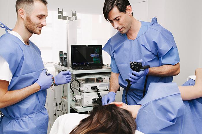 Pruebas médicas para el diagnóstico digestivo - Prestamos especial atención en que te sientas lo más cómodo posible y te brindamos toda la información necesaria para conocer mejor tu enfermedad