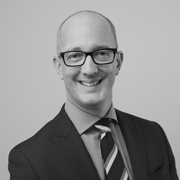 Ian Irvine - Treasurer