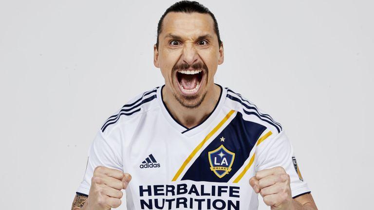Zlatan is LA Galaxy's latest superstar