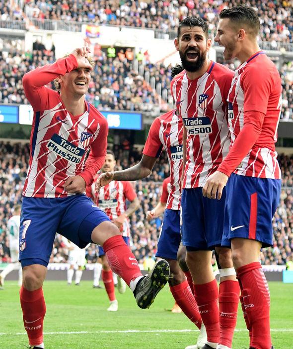 Athletico are one of La Liga's teams closing the gap on Real Madrid & Barcelona