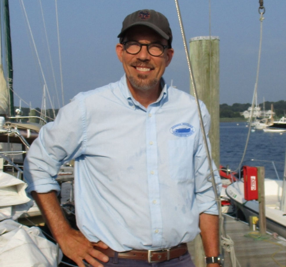 John Lucey - Sailmaster | Six years