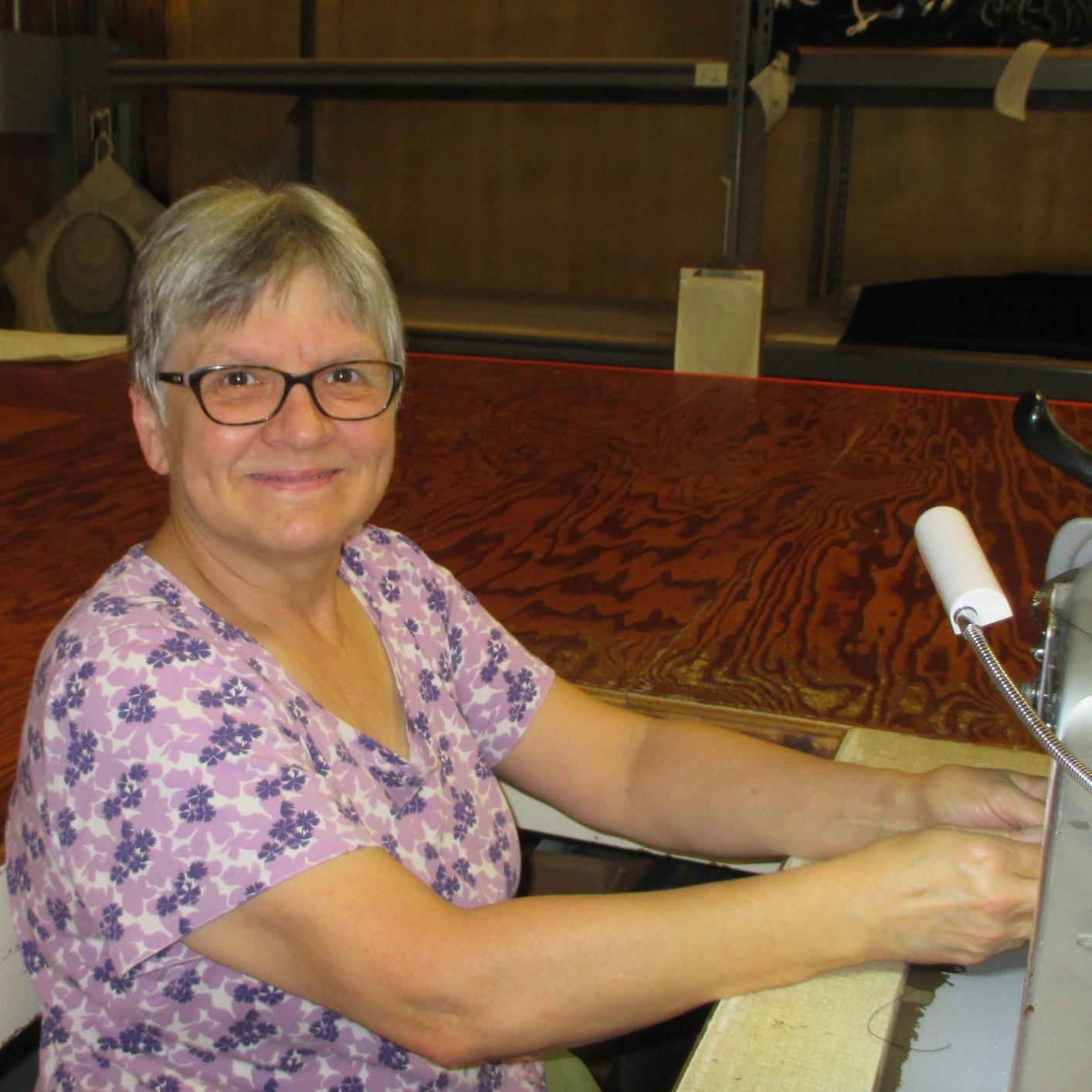 Linda Pothier - Sail and Canvas Repair | Five Years