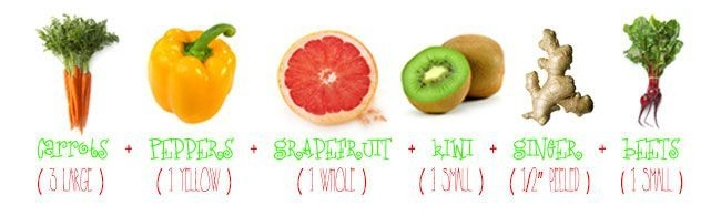 Brighten up your morning with this immunity-boosting, anti-aging, anti-cancer breakfast juice recipe.