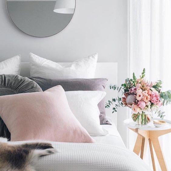 """""""my luxury linen"""", scandinavian bedding basics, svenska sängkläder, Welcome spring in to your bedroom MLL"""