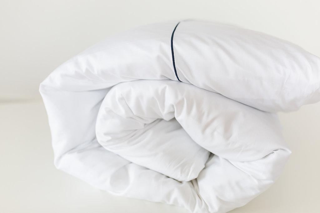 What is Cotton Sateen My Luxury Linen
