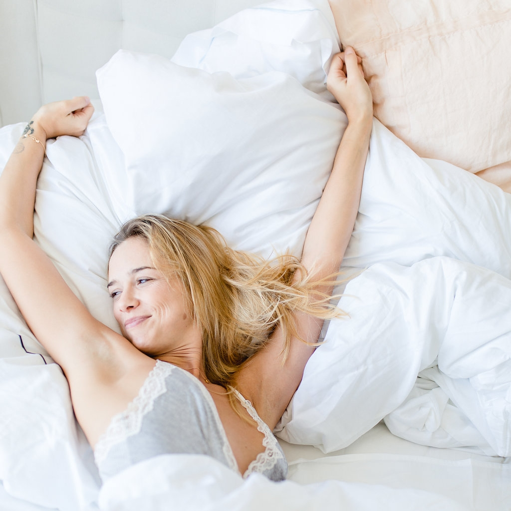 Give yourself a few minutes of peace in the morning to doze and remember your dreams before jumping out of bed.