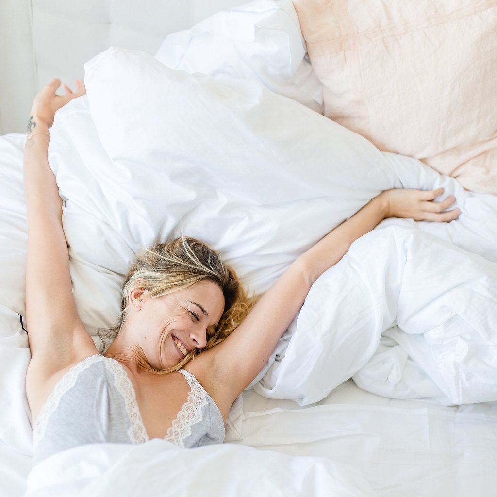 Sleep tracking means you will be woken at the best time in your sleep cycle – leading to a happier start in the mornings!