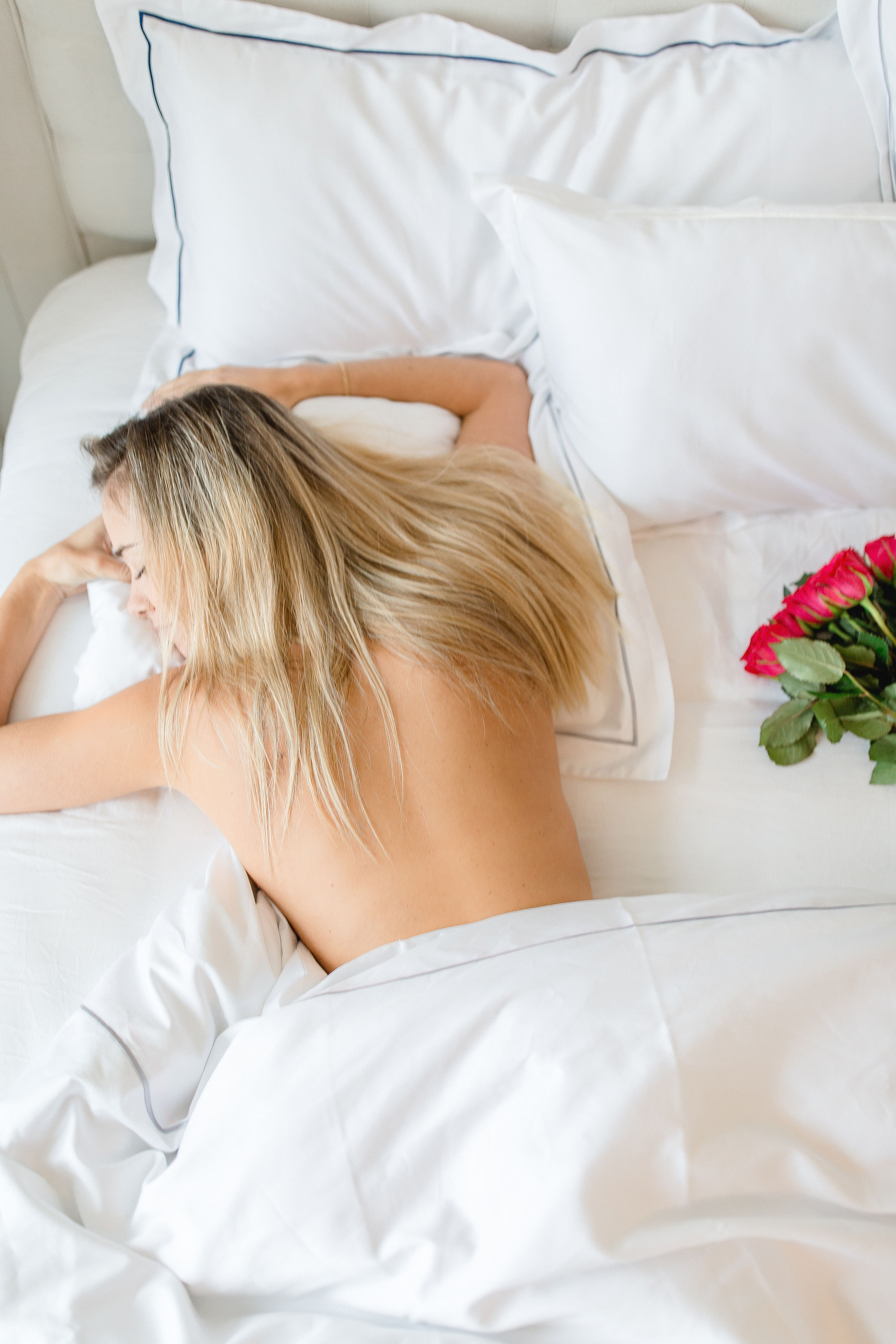 Stylish, Soft and Swedish | My Luxury Linen Valentines