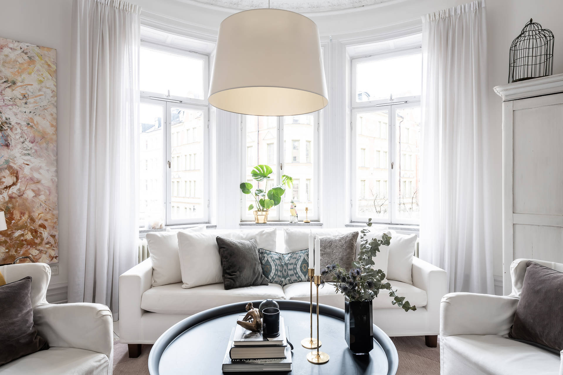 The assortment is carefully selected with a focus on quality and Scandinavian, timeless design.